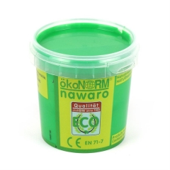 finger paint nawaro, 150g cup - green