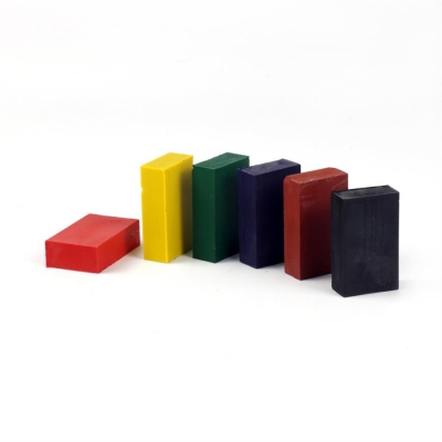 wax blocks nawaro, carton - 6 colors