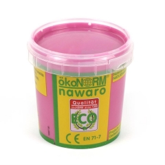 finger paint nawaro, 150g cup - pink