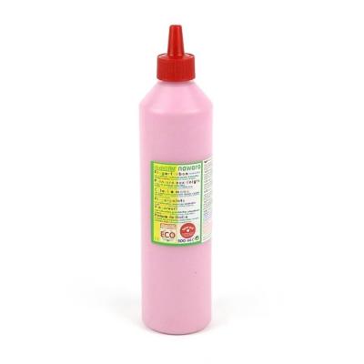 Finger Paint Nawaro 500ml Bottle Rose Oekonorm Gmbh