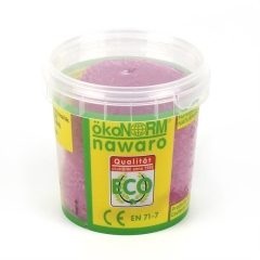 SOFT modelling clay nawaro, 150g cup - pink